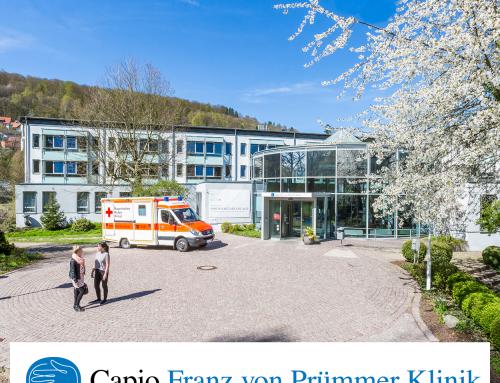 NEUE FACEBOOK-SEITE FÜR DIE  CAPIO KLINIK IN BAD BRÜCKENAU